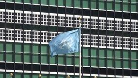 Организация Объединенных Наций, ООН, правительство мира сток-видео