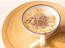 Органическая высушенная еда Стоковые Изображения RF