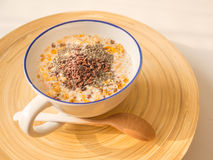 Органическая высушенная еда Стоковые Фото