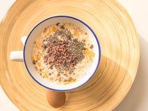 Органическая высушенная еда Стоковая Фотография RF