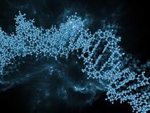 Органическая химия Стоковое Изображение