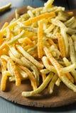 Органические испеченные соломы Veggie Стоковые Изображения