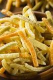 Органические испеченные соломы Veggie Стоковая Фотография