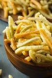 Органические испеченные соломы Veggie Стоковое Изображение RF