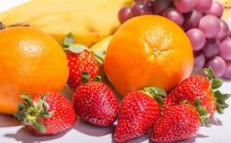 Органические плодоовощи Стоковое фото RF