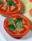 органические томаты стоковое фото rf