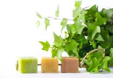 органические части мылят 3 Стоковое Изображение