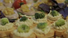 Органические Vegetable закуски акции видеоматериалы