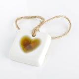 Органический браслет от керамики стоковая фотография rf