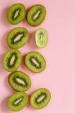 Органический зеленый плодоовощ кивиа Стоковая Фотография RF