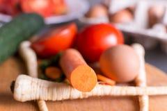 Органический овощ Стоковые Фотографии RF