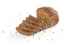 Органический домодельный хлеб Стоковое Фото