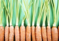 органическое морковей свежее Стоковые Изображения