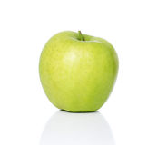 Органическое яблоко Стоковые Изображения