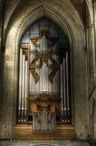 Орган собора в Линце, Австралии Стоковое Фото