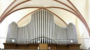 Орган трубы Стоковое Фото