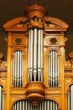 орган Стоковое Изображение