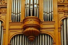 орган Стоковые Фотографии RF