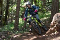 Орегон 2013 Enduro Стоковые Изображения