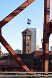 Орегон portland стоковые фото