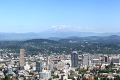 Орегон portland Стоковое Фото