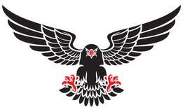 Орел Германии иллюстрация вектора