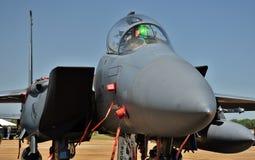 Орел забастовки военновоздушной силы F-15E Стоковые Изображения