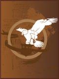орел иллюстрация вектора
