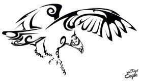 орел соплеменный Стоковые Изображения