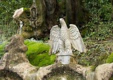 Орел Este ` d 100 фонтанов в ` Este виллы d Стоковые Фото