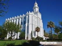 Ориентир церков веры St. George структурный стоковое фото rf