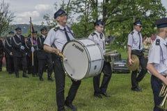 Оркестр пожарного Стоковая Фотография