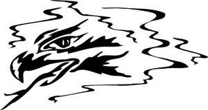 орлиный клекот Стоковое Изображение