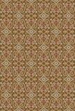 орнаментальная картина безшовная Стоковая Фотография RF