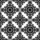 орнаментальное безшовное Стоковое Изображение RF