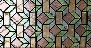 орнаментальное окно стоковое фото