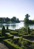 Орнаментальный сад Стоковое Изображение