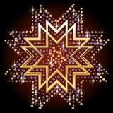 орнаментальный символ иллюстрация штока