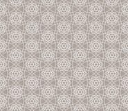 Орнаментальная безшовная картина Стоковое Изображение RF
