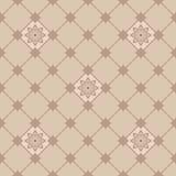 Орнаментальная предпосылка плитки в итальянском стиле Керамическая плитка Стоковая Фотография RF