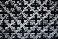 Орнаментальная решетка Стоковое Изображение RF