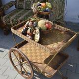 Орнаментальное деревянное Стоковые Фото