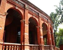 Орнаментальное здание Стоковые Изображения