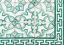 Орнаментальные старые плитки стоковые изображения rf