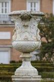 Орнаментальные фонтаны дворца Аранхуэса, Мадрида, Spain.Wo Стоковые Изображения RF