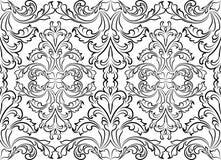 Орнаментирует безшовное Стоковое Изображение RF