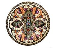 орнаментирует turkish Стоковая Фотография
