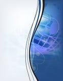 орнаменты глобуса предпосылки Стоковые Фото