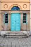 орнаменты двери старые Стоковое Изображение