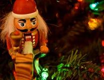 Орнаменты рождества - Щелкунчики стоковая фотография rf